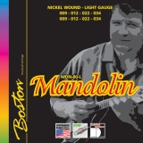 BOSTON MANDOLIN /NICKELWOUND /LIGHT