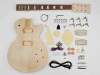 Bausatz, Launcher Pro model, carved basswood+maple body, 22 frets