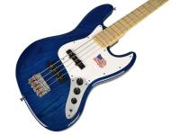 SJB75/TBU | SX electric bass guitar