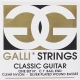 GALLI CLASSIC GUITAR SET