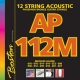 BOSTON ACOUSTIC 12-STR. SET /MED...