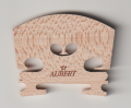 Aubert Bridge for Viola  48 mm